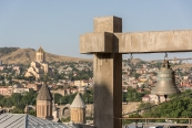 Tiflis'te birçok kilise bulunmakta