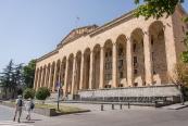 Gürcistan parlamento binası