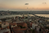 View from Galata Tower - 3