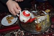İran'da çay böyle içilir