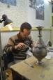 isfahanda bir sanatkar
