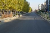 İnsanların öldürüldüğü cadde