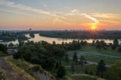 Kalemeydan'dan Manzara / Belgrad-Sırbistan (View from Belgrade Fortress / Belgrade-Serbia)