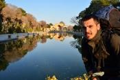 40 Sütün Sarayı / İsfahan / İran
