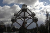 Atomium / Brüksel