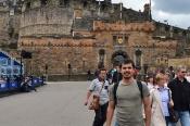 Edinburgh Kalesi / Edinburgh / İskoçya