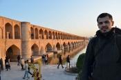 Si-O-Se-Pol Köprüsü / İsfahan / İran