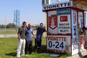 Avusturya-Türkiye araba yolculuğu
